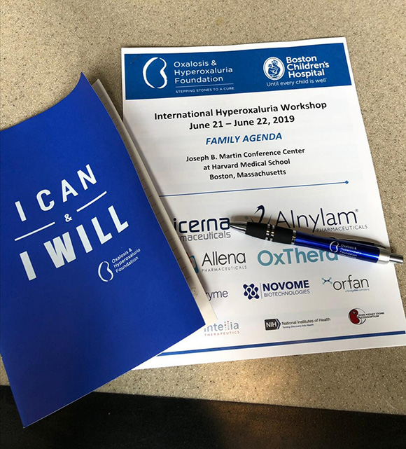 "Motto des Workshops ""I can & I will"""